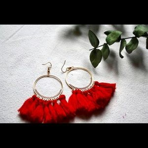 5️⃣for2️⃣5️⃣fashion Earrings long tassel boho